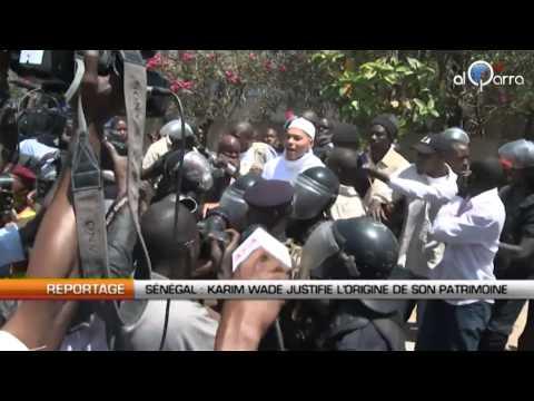 Sénégal : Karim Wade justifie l'origine de sa fortune