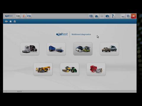 Jaltest Soft update and Jaltest Link firmware update procedure