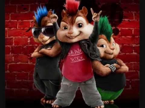 Alvin and the Chipmunks Fire Burning On The Dance Floor