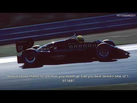 Gran Turismo 6 - Ayrton Senna Tribute - Part 4 (Gold)