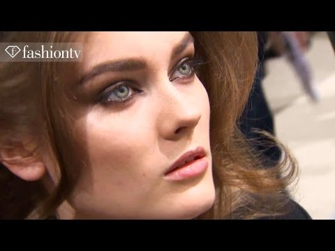 First Look - Blumarine Fall 2012 ft Jac, Jourdan Dunn, Daga Ziober at Milan Fashion Week | FashionTV