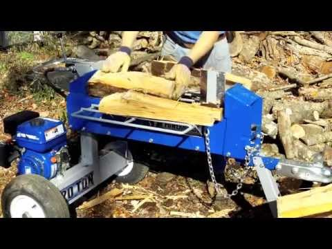 Amazing Workhorse Log Splitter