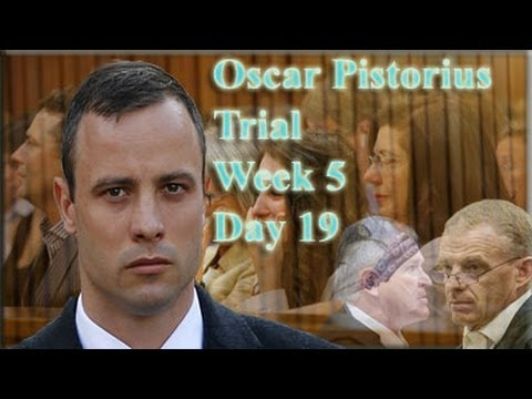 Oscar Pistorius Trial: Wednesday 9 April 2014, Session 1