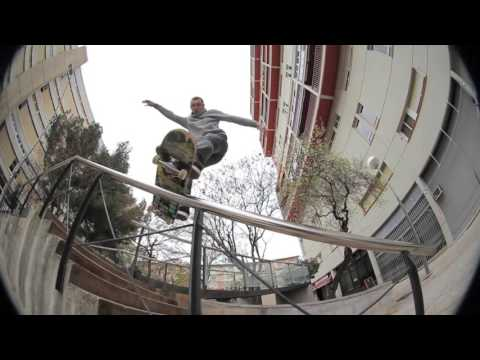 Jart Skateboards - The PROject Adrien Bulard