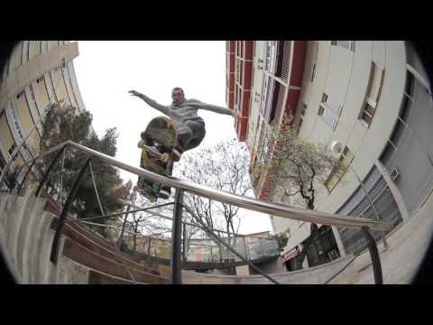 Jart Skateboards - The PROject Adrien Bulard
