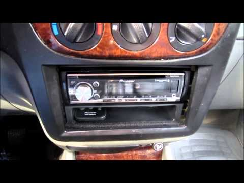 Pioneer DEH X-6700BS Car Stereo review
