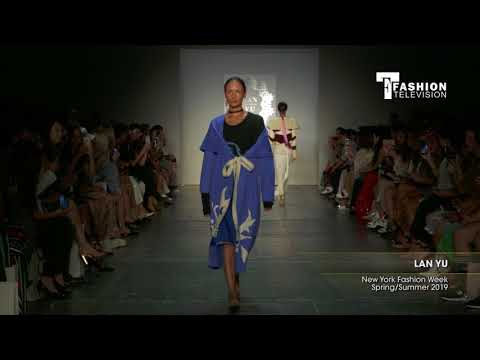LAN YU New York Fashion Week Spring/Summer 2019