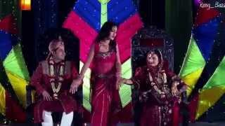 Biyer Shanai - Mahi and Bappi  Tobuo Valobashi Movie