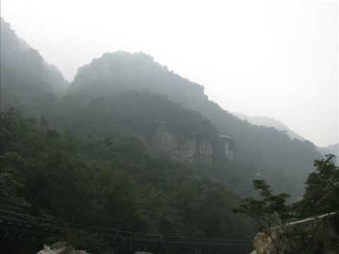 Travel Mount Lushan in China