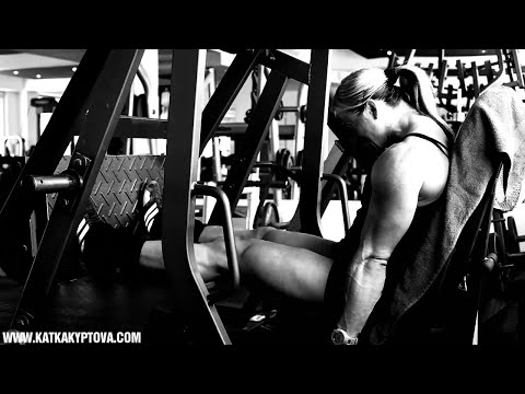 Legs workout - Road To ACE 2012