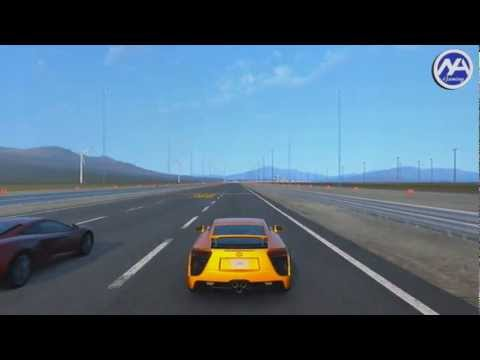 GT5 | Drag Race : Mclaren MP4-12C '10 vs Lexus LFA '10