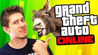 GTA 5 Online - A$$ CRU$HER$!