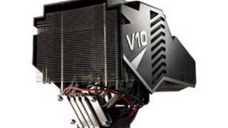 Cooler Master V10 CPU Cooler Video Review