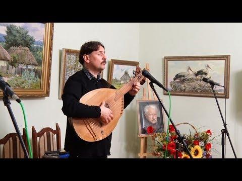 Відомий бандурист чарував житомирян музикою та цікавими розповідями