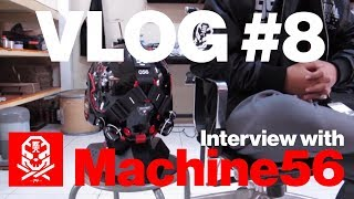 TOTAL GEEKS #8 Interview with MACHINE56 (Part 1)
