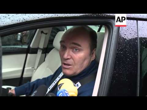 Former Formula One driver Streiff says doctor told him Schumacher 'not in danger'