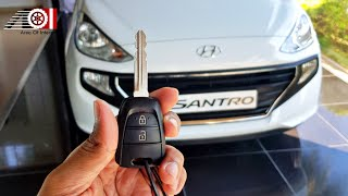 2018 Hyundai Santro Sportz | Polar White | Price | Mileage | Features | Specs | Walkaround