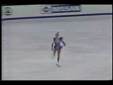 Katarina Witt SP 1988 World Championships