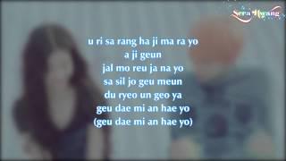 Download Lagu [Easy Lyrics] LET'S NOT FALL IN LOVE - BIGBANG</b> Mp3