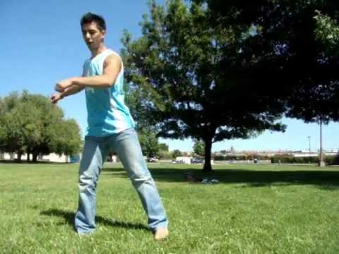 540 Kick Tutorial 2