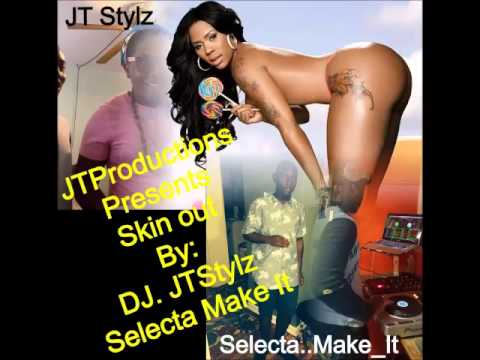 Dj JT Stylz & Selecta... Make_It Presents Dancehall Mix down {skin out}