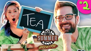 SPILLING THE TEA | Smosh Summer Games: Apocalypse
