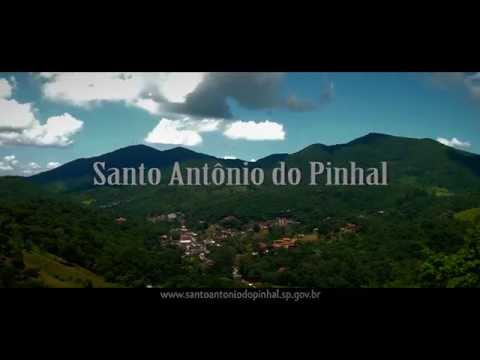 SANTO ANTONIO DO PINHAL, Encantadora por Natureza
