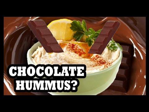 Chocolate Hummus?!? - Food Feeder