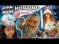 EPIC FAMILY FUN! Star Wars Hunting @ Target w  Mike Bacca & BB Chase The Force Awakens Vlog
