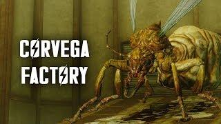 The Corvega Factory Adventure - Fallout 3 Lore