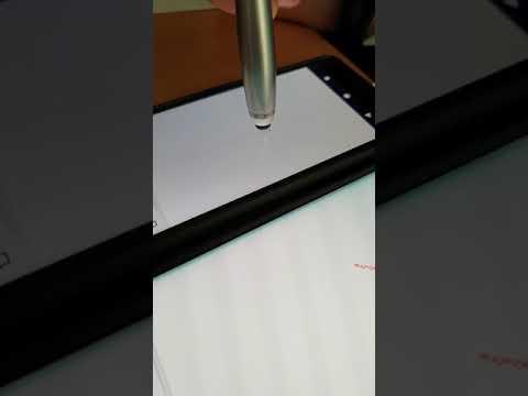 Sony Xperia XZ2 Compact - Screen sensitivity issue