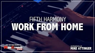 Fifth Harmony ft. Ty Dolla $ign - Work from home - Karaoke / Lyrics / Instrumental