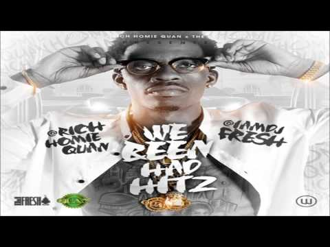 Rich Homie Quan - Ain't Worried (prod. By Trauma Tone) video