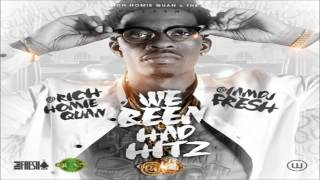 Rich Homie Quan - Ain't Worried (Prod. by Trauma Tone)