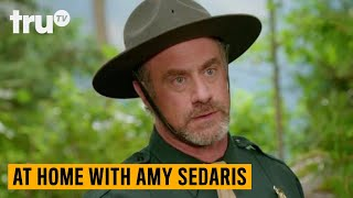 At Home with Amy Sedaris - How to Build A Fire (ft. Chris Meloni) | truTV
