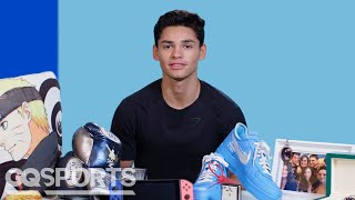 10 Things Ryan Garcia Can't Live Without | GQ Sports