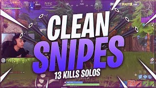 TSM Myth - YOU'VE NEVER SEEN SNIPES THIS CLEAN!! (Fortnite BR Full Match)