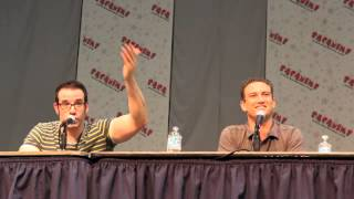 SacAnime 2013 J. Michael Tatum & Bryce Papenbrook Men Of Voice Acting Panel