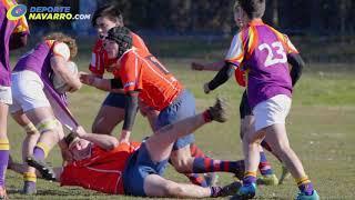 rugby navarra vs islas balerares sub18