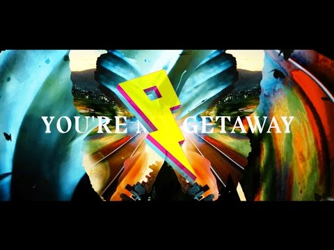 Tritonal ft. Angel Taylor - Getaway [Official Lyric Video]