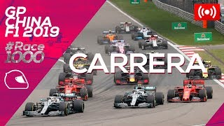 GP de China F1 2019 - Directo carrera