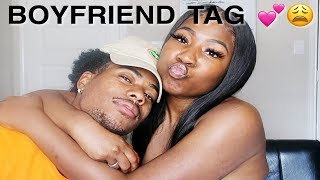THE BOYFRIEND TAG FT . TRAY BILLS | IAMJUSTAIRI