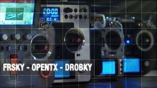 FrSky / OpenTx Drobky - Programování S6R (S8R) přímo z vysílače (LUA script)