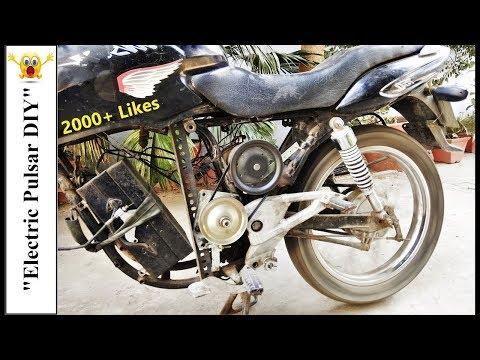 Modi bike Electric Motorcycle e-bike 2018   Cost 7000/- Rs