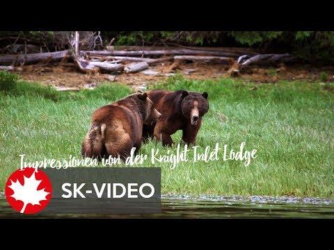 Impressionen von der Knight Inlet Lodge