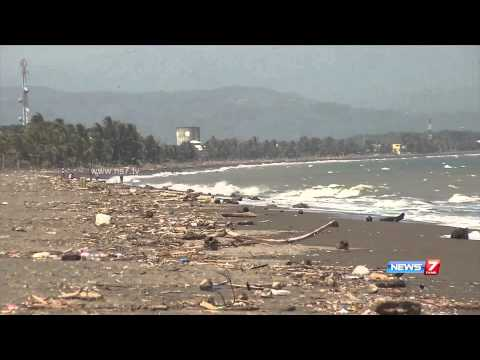 Costa Rica shipwreck spills chemicals | World News | News7 Tamil