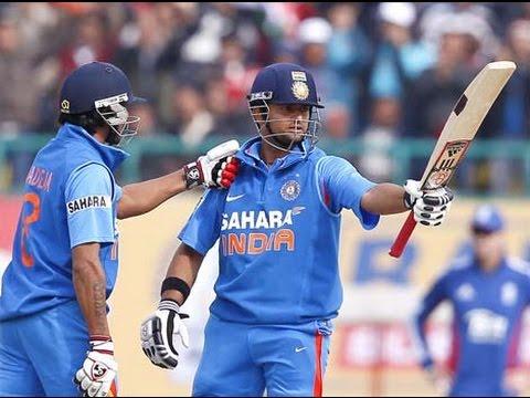 2nd ODI Suresh Raina, Ravindra Jadeja Script 133 Run Win For India Over England