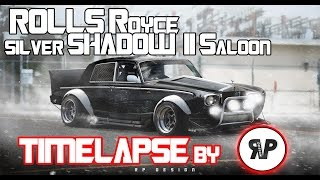 1967 Rolls Royce Silver Shadow II SALOON [Virtual Tuning] by RP. DESIGN