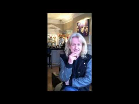 KK Downing vlog May 2012