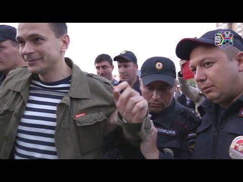 Задержание Яшина на встрече Ляскина